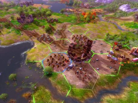 Fantasy Wars on PC screenshot #3