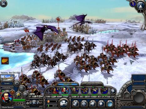 Fantasy Wars on PC screenshot #1