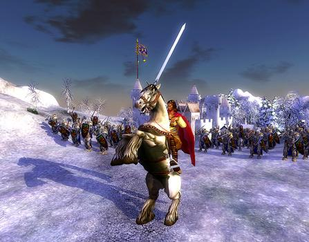 Fantasy Wars on PC screenshot #5