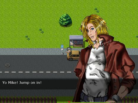 Fantasyche: Mike on PC screenshot #3