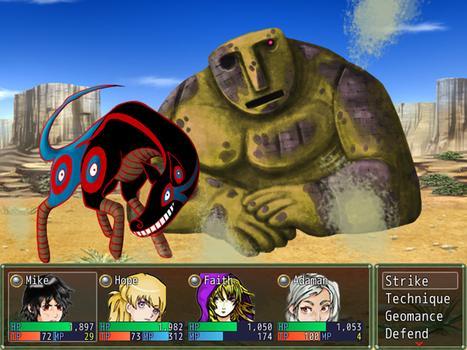 Fantasyche: Mike on PC screenshot #1