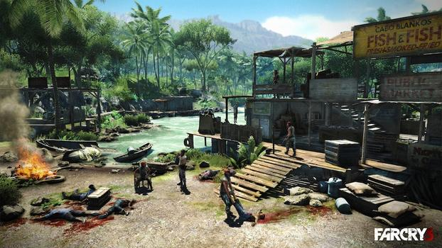 Far Cry 3 on PC screenshot #1