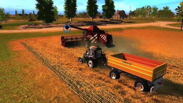 Farm Machines Championships 2014 on PC screenshot #2