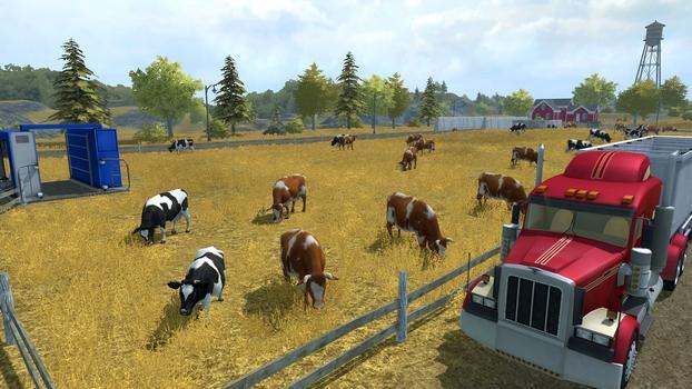 Farming Simulator 2013 Titanium Edition on PC screenshot #3