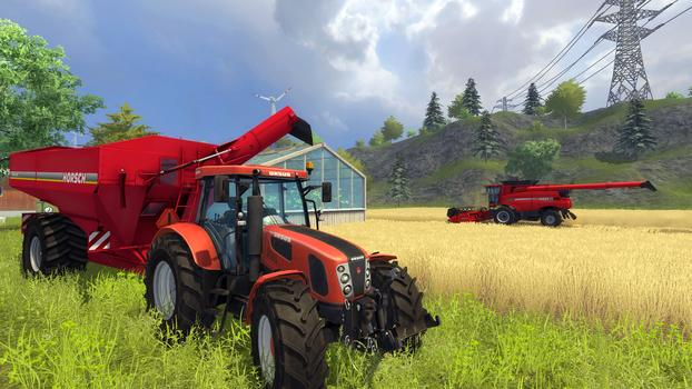 Farming Simulator 2013 Titanium Edition on PC screenshot #2