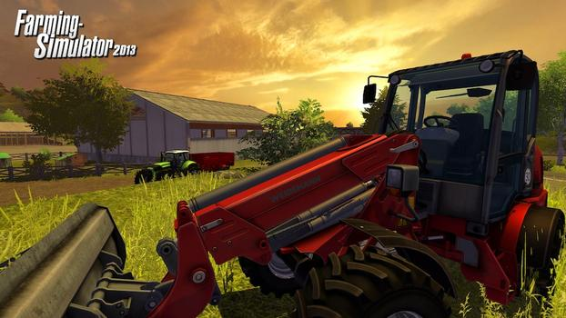 Farming Simulator 2013 on PC screenshot #1