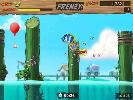 Feeding Frenzy 2 Deluxe (NA) on PC screenshot #5