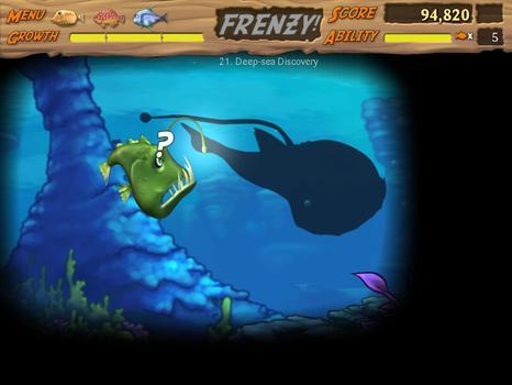 Feeding Frenzy 2 Deluxe (NA) on PC screenshot #4