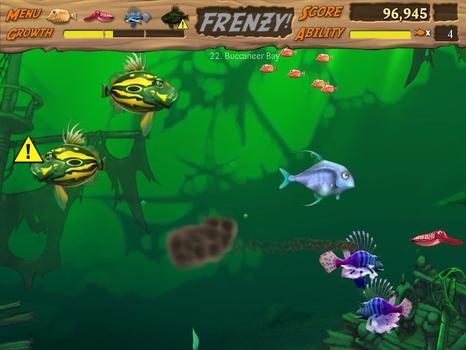 Feeding Frenzy 2 Deluxe (NA) on PC screenshot #3