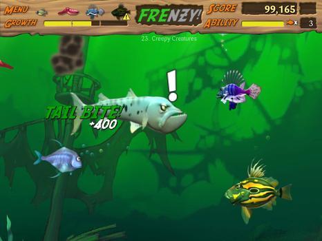Feeding Frenzy 2 Deluxe (NA) on PC screenshot #2