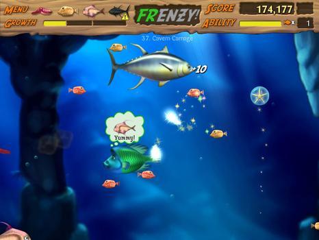 Feeding Frenzy 2 Deluxe (NA) on PC screenshot #1