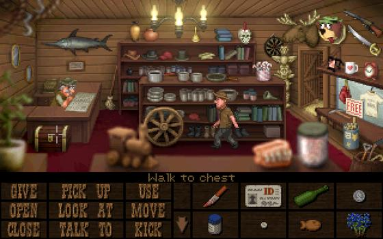 Fester Mudd on PC screenshot #5