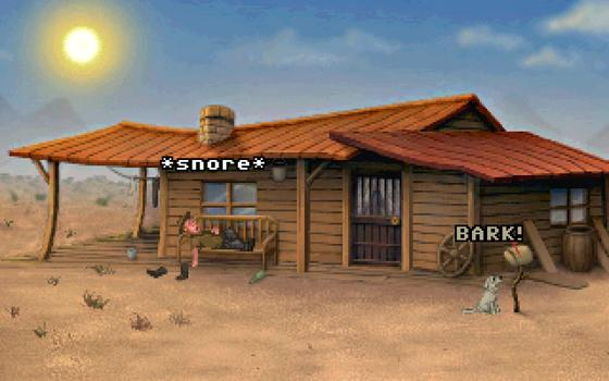 Fester Mudd on PC screenshot #4