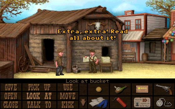 Fester Mudd on PC screenshot #3