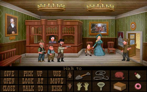 Fester Mudd on PC screenshot #1