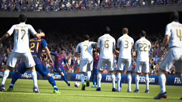 FIFA 13 (NA) on PC screenshot #4