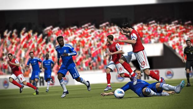 FIFA 13 (NA) on PC screenshot #2