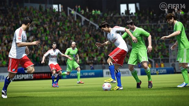FIFA 14 (NA) on PC screenshot #7