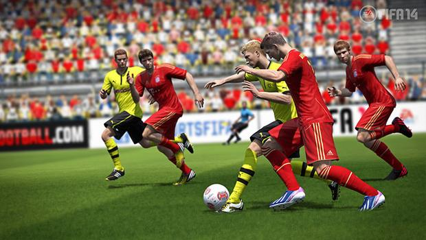 FIFA 14 (NA) on PC screenshot #6