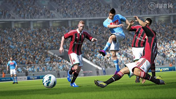 FIFA 14 (NA) on PC screenshot #5