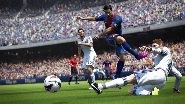 FIFA 14 (NA) on PC screenshot #4