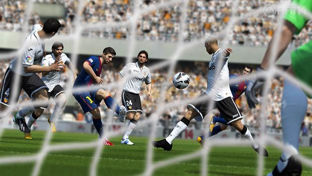 FIFA 14 (NA) on PC screenshot #3