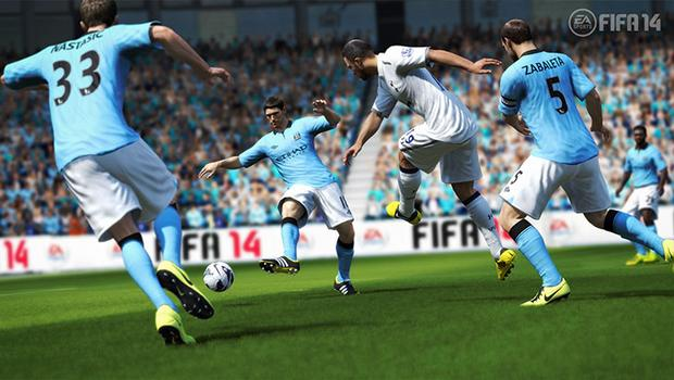 FIFA 14 (NA) on PC screenshot #2