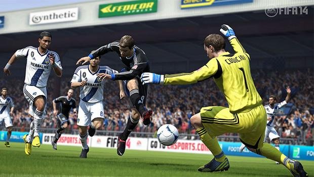 FIFA 14 (NA) on PC screenshot #1