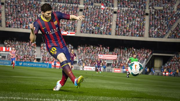 FIFA 15 (NA) on PC screenshot #3