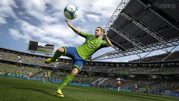 FIFA 15 (NA) on PC screenshot #2