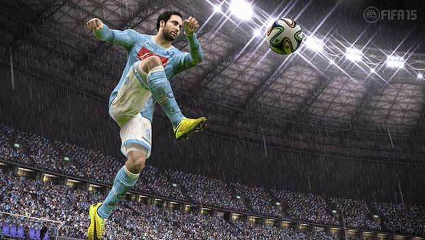 FIFA 15 (NA) on PC screenshot #1