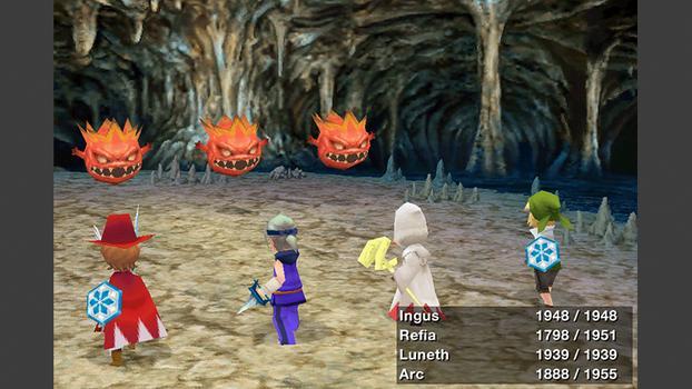 FINAL FANTASY III on PC screenshot #3