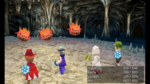 FINAL FANTASY III on PC screenshot #9