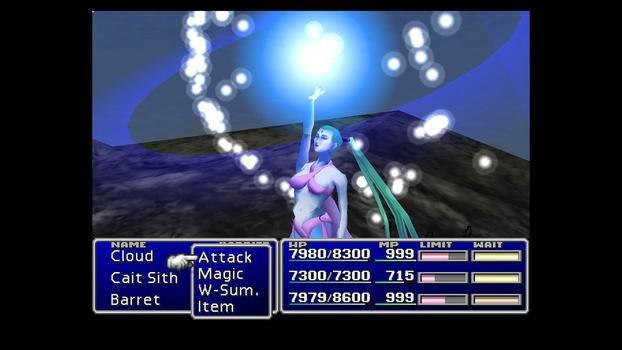 FINAL FANTASY VII on PC screenshot #3