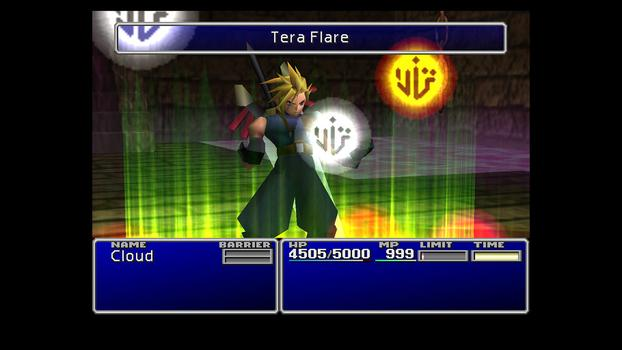 FINAL FANTASY VII on PC screenshot #2