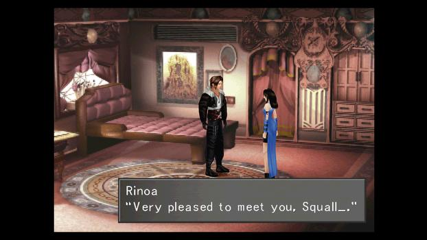 FINAL FANTASY VIII on PC screenshot #1