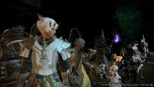 FINAL FANTASY® XIV: A Realm Reborn™ (NA) on PC screenshot #1
