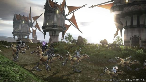 FINAL FANTASY® XIV: A Realm Reborn™ on PC screenshot #7