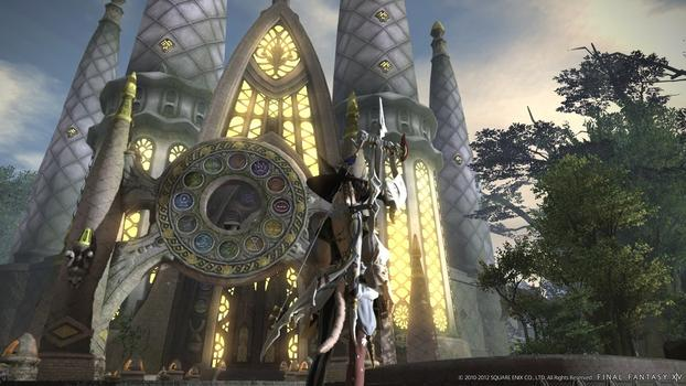FINAL FANTASY® XIV: A Realm Reborn™ on PC screenshot #6