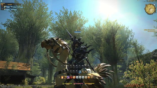 FINAL FANTASY® XIV: A Realm Reborn™ on PC screenshot #4