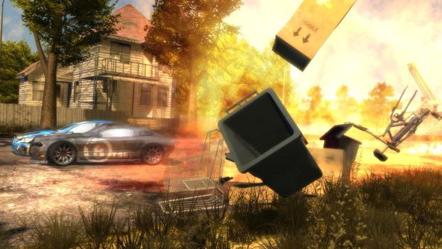 Flatout 3: Chaos and Destruction on PC screenshot #1