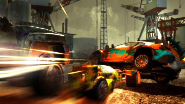 Flatout 3: Chaos and Destruction on PC screenshot #4