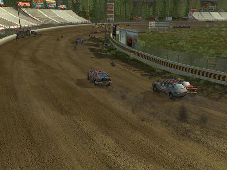 FlatOut on PC screenshot #3