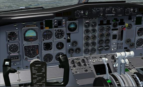 Flight Simulator X: 737 Professional on PC screenshot #4