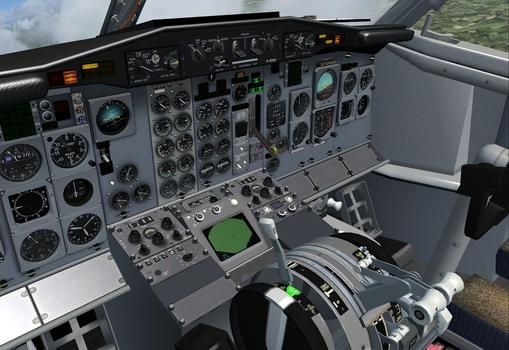 Flight Simulator X: 737 Professional on PC screenshot #5