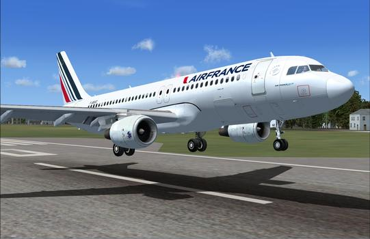 Flight Simulator X: A320 Jetliner on PC screenshot #1