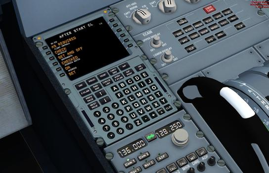 Flight Simulator X: A320 Jetliner on PC screenshot #2