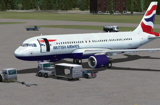 Flight Simulator X: A320 Jetliner on PC screenshot #4