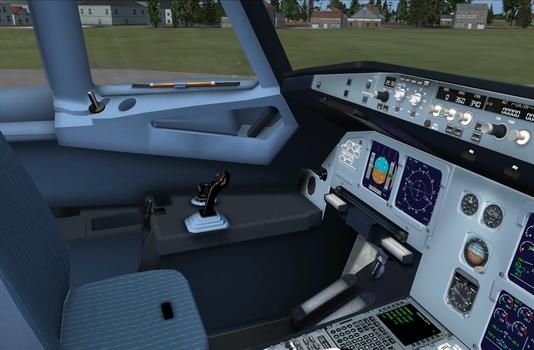 Flight Simulator X: A320 Jetliner on PC screenshot #5
