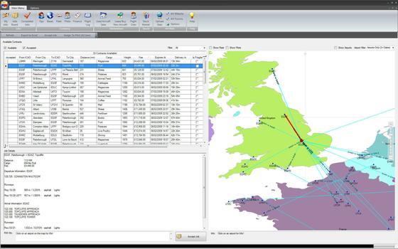 Flight Simulator X: Air Hauler on PC screenshot #3